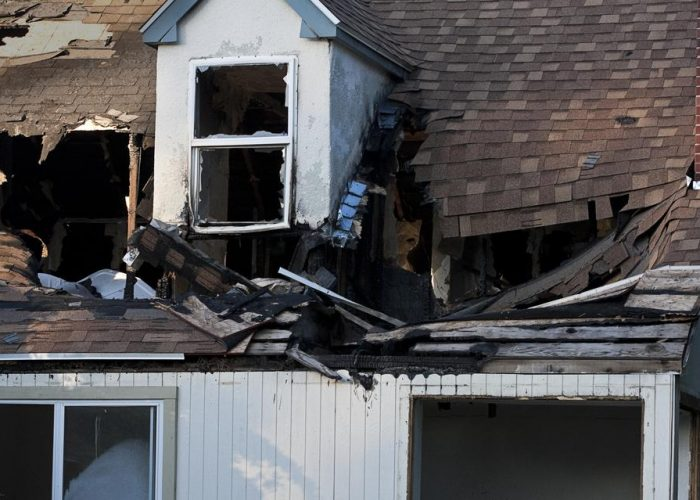 property damage insurance claim
